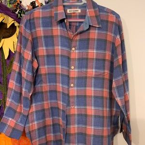 Madewell x Rivet & Thread Flannel